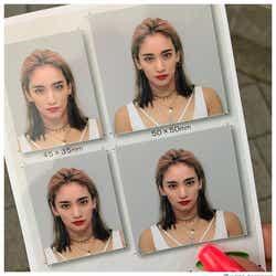 モデルプレス - E-girls・YURINO、証明写真公開で反響 楓もコメント「盛れすぎ」