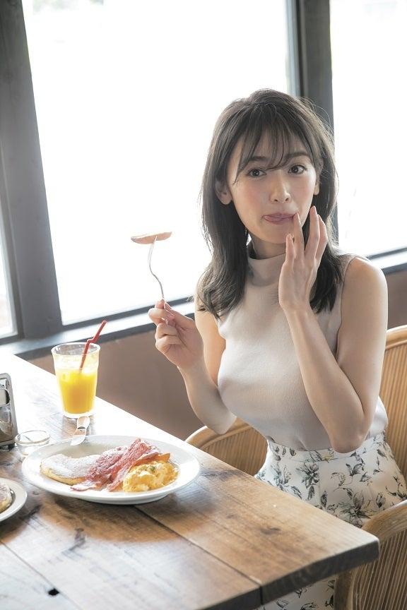 泉里香(C)阿部ちづる/週刊ヤングジャンプ