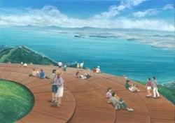 話題の「びわ湖テラス」に新エリア「CAFE 360」琵琶湖一望の絶景パノラマビュー