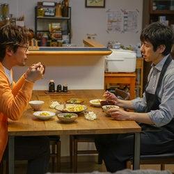 西島秀俊&内野聖陽「きのう何食べた?」、世界トレンド1位の盛り上がり「再現率100%」「可愛いが止まらない」