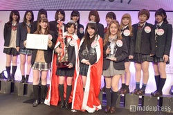 昨年度「女子高生ミスコン」の様子 (C)モデルプレス
