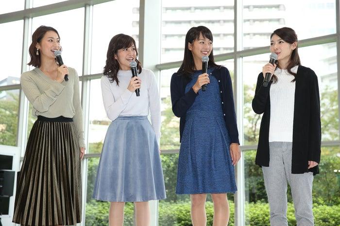 トークショー第2部の様子(C)テレビ朝日