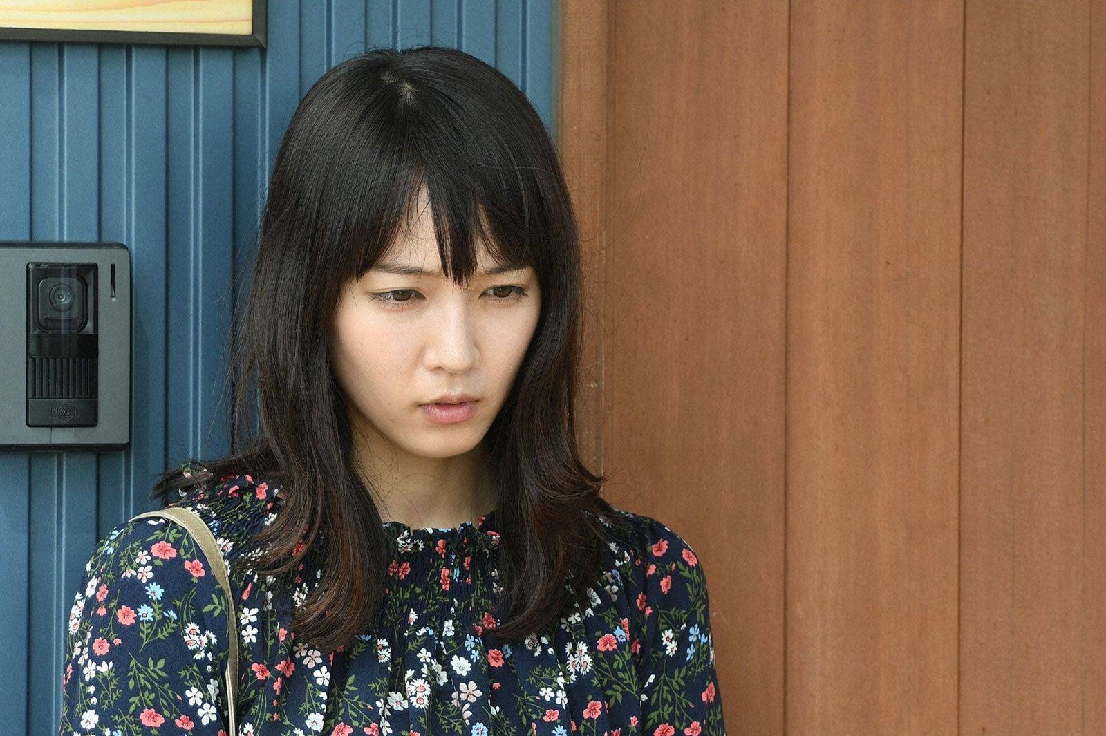 吉岡里帆/「ごめん、愛してる」最終話より(画像提供: