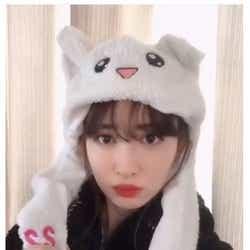 モデルプレス - 小嶋陽菜、動く猫耳帽子をぴょこぴょこ「可愛さ爆発」と反響殺到
