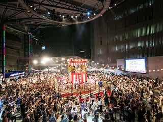 「六本木ヒルズ盆踊り 2019」屋台グルメや遊戯を楽しむ!都内最大級の盆踊り