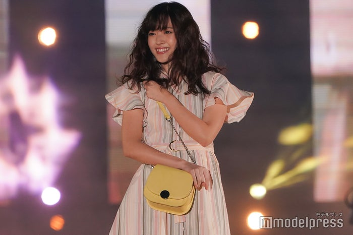 「GirlsAward 2018 SPRING/SUMMER」に出演した鈴木愛理(C)モデルプレス
