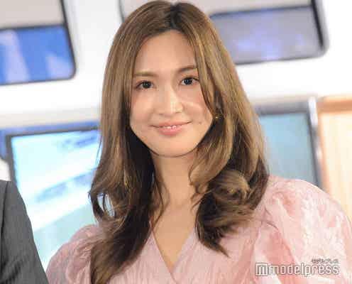 紗栄子、今後の女優業に言及「お芝居は今日で見納めだと思う」