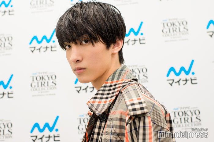 モデルプレスのインタビューに応じた古川毅(C)モデルプレス