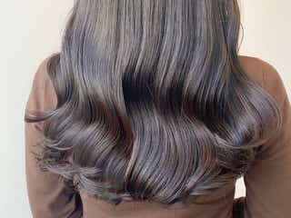 ブリーチなしでこの透明感⁉髪に優しいカラーをONしよう