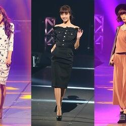 新川優愛、松井愛莉、玉城ティナら人気モデル集結 「東北ドリームコレクション2015」過去最多来場者数を記録