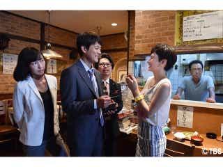 ホラン千秋、都会の美人記者役に挑戦 唐沢寿明主演『ナポレオンの村』第3話