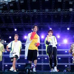 Da-iCE(左から)工藤大輝、大野雄大、和田颯、花村想太、岩岡徹 (写真提供:avex)