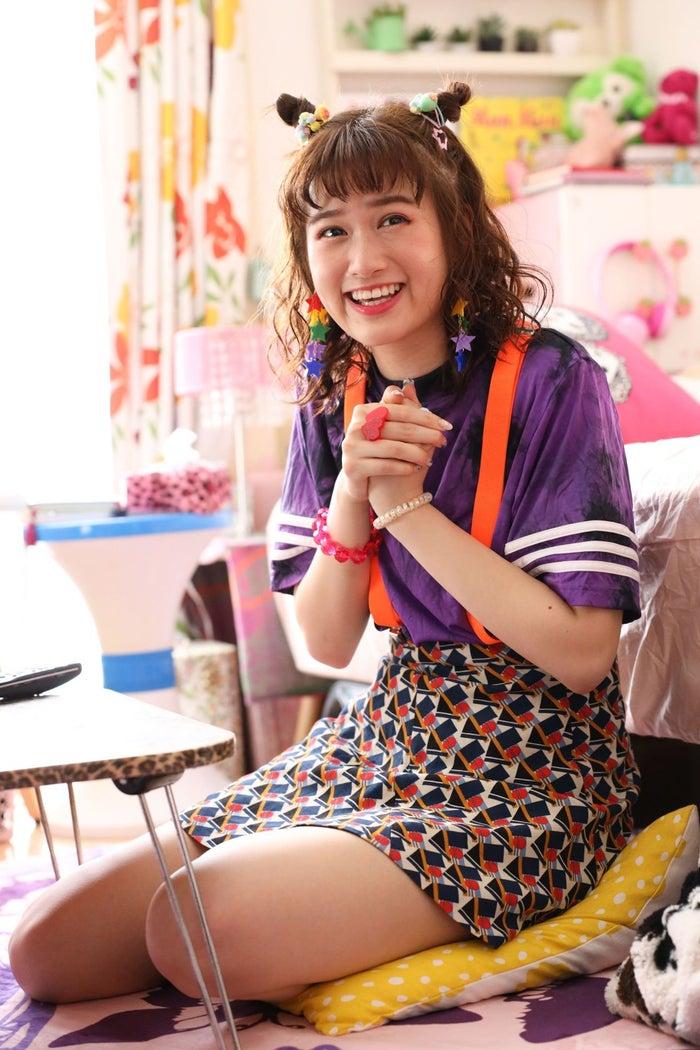 小西桜子(C)片山ユキヲ・小学館/「ふろがーる!」製作委員会
