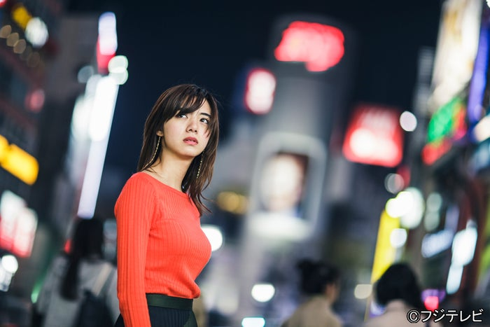 ドラマ「SHIBUYA零丁目」で主演をつとめる池田エライザ