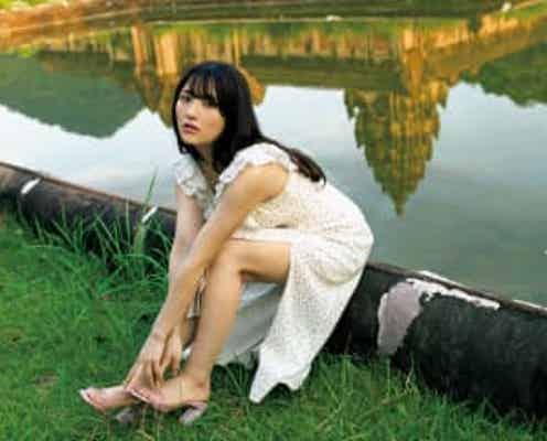 元AKB・大和田南那のセカンド写真集は〝無限ループ〟 必至の大胆仕上げ