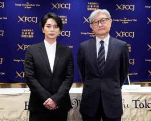 松本潤、嵐初のライブフィルムに自信「僕らの愛が如実に表れている」