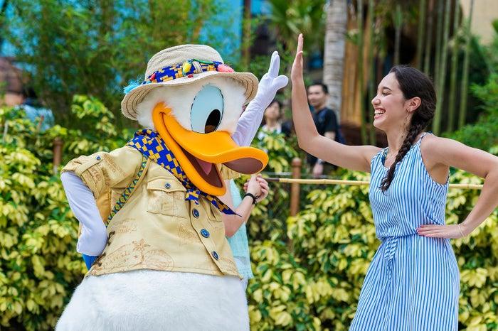 ドナルドダッグ(C)Disney