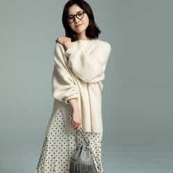 モデルプレス - 吉高由里子「CLASSY.」初表紙 めがねスタイルが大人可愛い