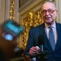 米上院民主党トップ、ハイテク分野支援に向けた法案策定を指示