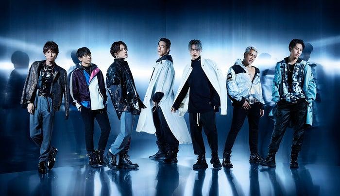 三代目J Soul Brothers from EXILE TRIBE(写真提供:テレビ朝日)