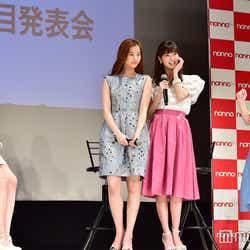 渡邉理佐、新木優子、新川優愛、本田翼(C)モデルプレス