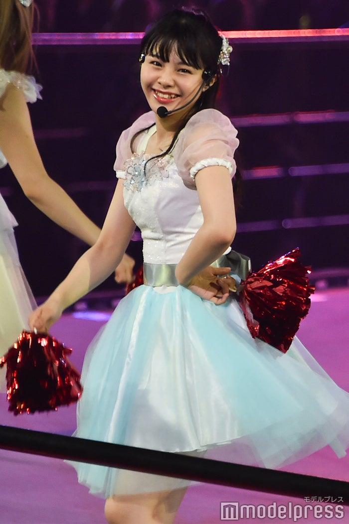 本間日陽/「AKB48 53rdシングル 世界選抜総選挙」AKB48グループコンサート(C)モデルプレス
