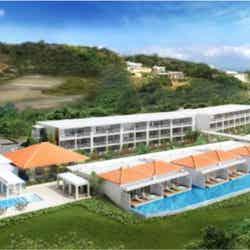 沖縄「ロワジール テラス&ヴィラズ 古宇利」インフィニティプール付のヴィラ備えた新ホテル