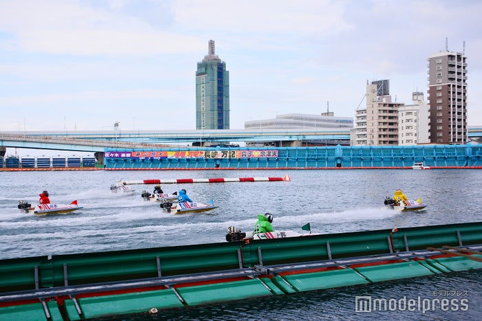 ボートレース福岡(C)モデルプレス