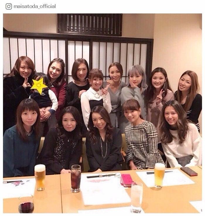 里田 まい instagram