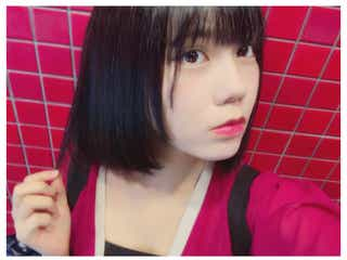 乃木坂46川後陽菜、黒髪と茶髪どっちが好き?大胆イメチェンを比較!