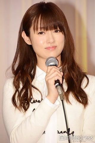 """深田恭子、ディーン・フジオカの""""ツンデレ""""に「照れてしまう」 愛あるドSはOK?"""
