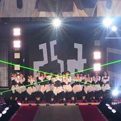 欅坂46(C)Rakuten GirlsAward 2019 AUTUMN/WINTER