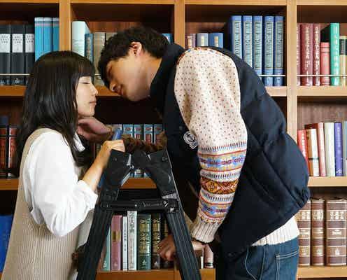 miwa&坂口健太郎、キス寸前・頭ポン・腕グイ・バック手合わせ…キュン死カットが押し寄せる!