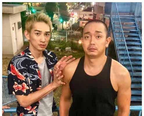 町田啓太&青柳翔「今際の国のアリス」2ショットに「最強の2人」の声