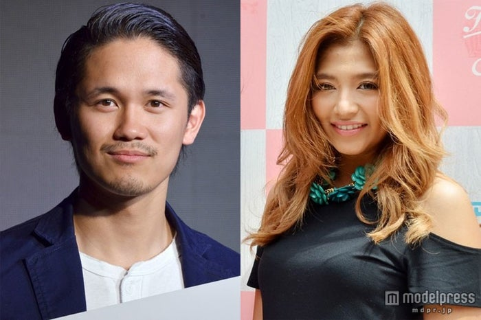 元恋人の今井華(右)は「彼女としてカウントしていない」と明かした宮城大樹(左)