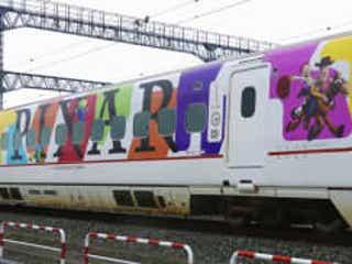 トイ・ストーリーの新幹線運行 JR九州、来年5月上旬まで