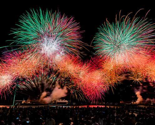 熱海で花火の祭典「SHIZUOKA・ATAMI HANABI FESTIVAL」花火5,500発×音楽パフォーマンスが紡ぐ感動