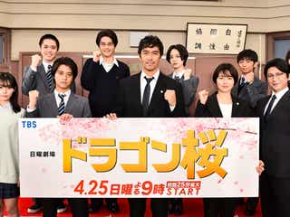 阿部寛、King & Prince高橋海人に大きな期待「すごくキレがいい。今までにない生徒」