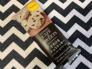 【ファミマスイーツ】「とろけるチョコクッキー」食べてみた♪