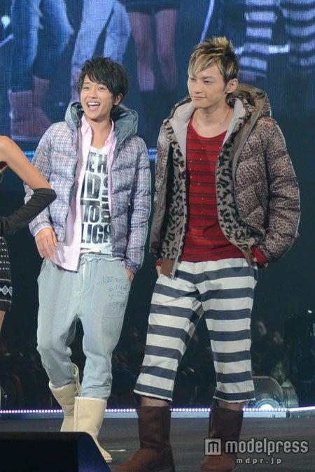西島隆弘(左)