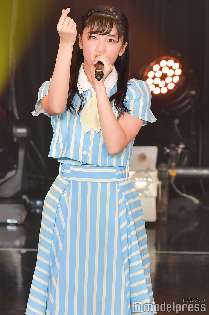 磯貝花音/STU48「TOKYO IDOL FESTIVAL 2018」 (C)モデルプレス