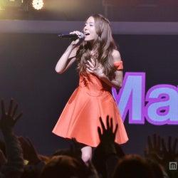 May J.、「アナと雪の女王」主題歌披露で観客を感動の渦へ