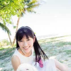 渡辺麻友/「AKB48の犬兄妹」(主婦と生活社、2014年6月30日発売)