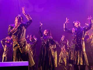 浜崎あゆみ、初の無観客配信ライブで約5ヶ月ぶりステージ 我が子へ捧げる「オヒアの木」初披露<ライブレポ/セットリスト>