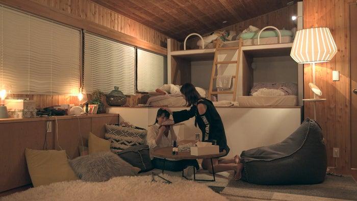 優衣、聖南「TERRACE HOUSE OPENING NEW DOORS」24th WEEK(C)フジテレビ/イースト・エンタテインメント