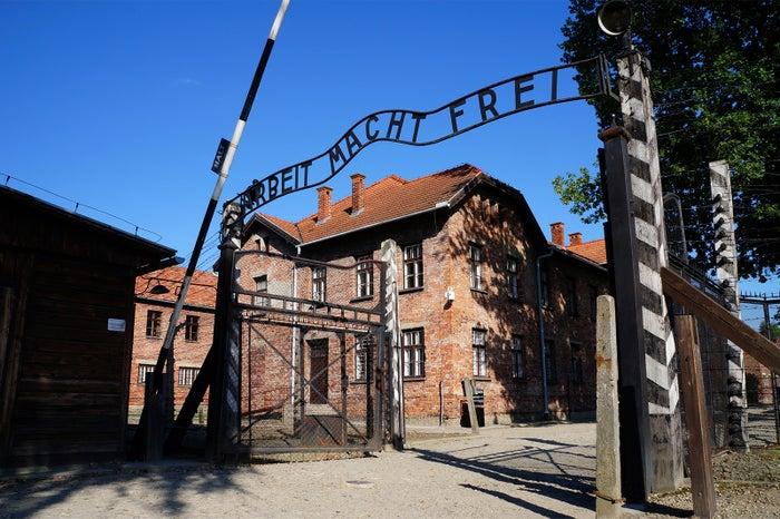 「アウシュヴィッツ・ビルケナウ:ナチス・ドイツ」(C)iStock(YMZK‐photo)