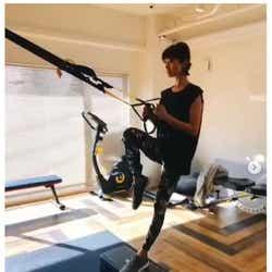 モデルプレス - 山田優、ストイックなトレーニング動画に「細いのにすごい」「努力の賜物」と称賛の声