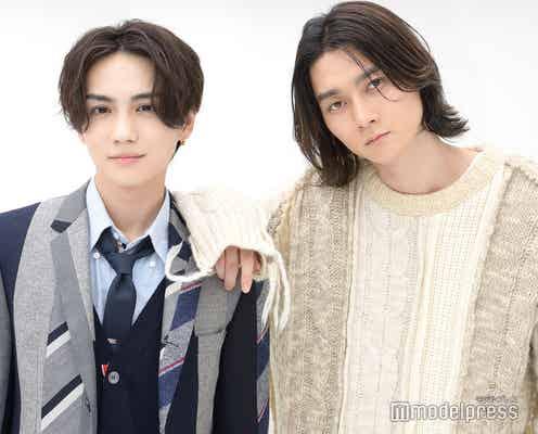 THE RAMPAGE吉野北人&柳俊太郎、初共演で互いの印象明かす「自分を持っている」「光るものがある」<トーキョー製麺所>