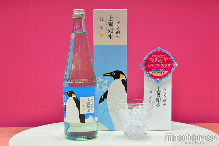 清酒 ロック酒の上善如水 純米 720ml/白瀧酒造(株)(C)モデルプレス