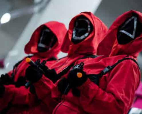 ハロウィンで「イカゲーム」の仮装禁止 米小学校が厳重注意